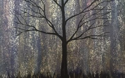Meteor Shower: Lingering Thoughts of Winter